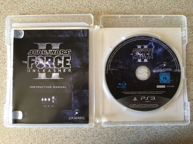 Star Wars Force Unleashed 2 - PS3